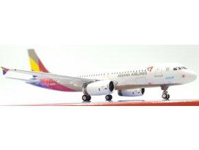 Phoenix - Airbus A320, společnost Asiana HL7737, Jižní Korea, 1/400