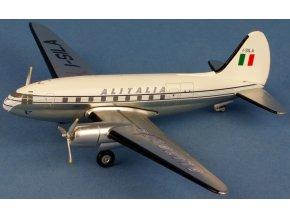AeroClassic - Curtiss C-46,  Alitalia, Itálie, 1/200