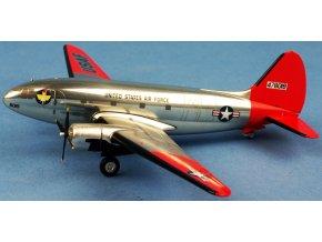 AeroClassic - Curtiss C-46,  US Air Force, USA, 1/200