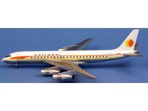 AeroClassic - Douglas DC-8-51, dopravce National Airlines N779C, USA, 1/200