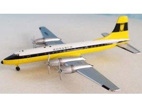 AeroClassic - Bristol 175 Britannia 312, dopravce Monarch, VB, 1/400