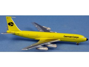 AeroClassic - Boeing B707-320B, dopravce German Cargo D-ABUE, Německo, 1/400