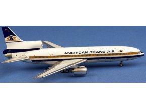 Aero Classics - Lockheed L-1011 Tristar, dopravce American Transair N197AT, USA, 1/400