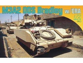 Dragon - M3A2 ODS Bradley w/ERA, Model Kit 7416, 1/72