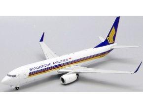 JC Wings - Boeing B737-800, dopravce Singapore Airlines, Singapur, 1/200