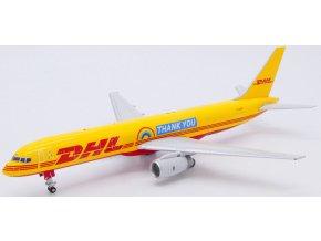 "JC Wings - Boeing B757-200PCF, dopravce DHL ""THANK YOU Livery"" G-DHKF, Německo, 1/200"