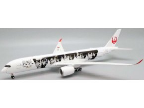 """JC Wings - Airbus A350-900, dopravce  JAL Japan Airlines """"Special Livery"""", Japonsko, 1/200"""