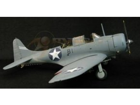 Merit International - Douglas Dauntless SBD-3, USS Enterprise, Bitva o Midway, 1/18