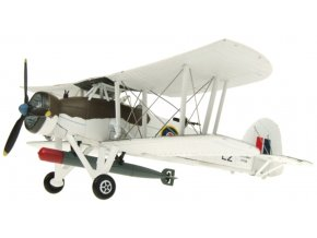 Aviation 72 - Fairey Swordfish Mk II, Royal Navy, Historic Flight, 1/72