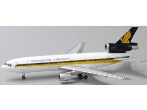 JC Wings - Douglas DC-10-30, dopravce Singapore Airlines, Singapur, 1/400