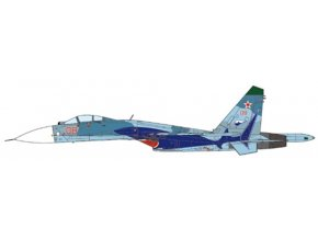 JC Wings - Suchoj Su-27 Flanker, ruské letectvo, 760th ISIAP, Lipetsk, 1997, 1/72