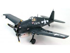 HobbyMaster - F6F Hellcat, US Navy, CO VMF(N)-542, Yontan, Okinawa, 1945, 1/32