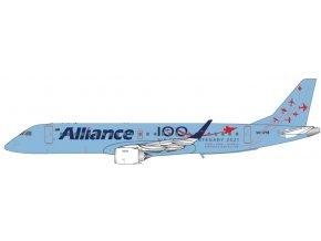 """Gemini - Embraer E190, dopravce Alliance Airlines, """"Air Force Centenary 2021"""", Austrálie, 1/400"""