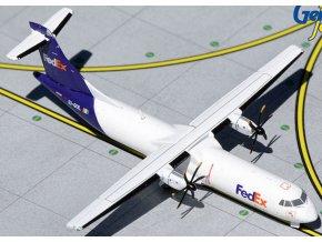 Gemini - ATR-72-600F, dopravce FedEx Feeder, USA, 1/400