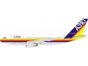 Inflight 200 - Airbus A310-203, dopravce Airbus House Colours, Francie, 1/200