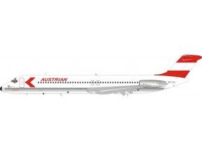 Inflight 200 - McDonnell Douglas DC-9-51, dopravce Austrian Airlines, Rakousko, 1/200