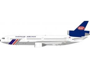 Inflight 200 - McDonnell Douglas DC-10-30, dopravce JAT - Yugoslav Airlines, Jugoslávie, 1/200