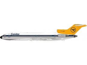 J Fox - Boeing B727-230, dopravce Condor, Polished, Německo, 1/200