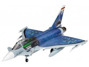 """Revell - Eurofighter """"Luftwaffe 2020 Quadriga"""", ModelSet 63843, 1/72"""