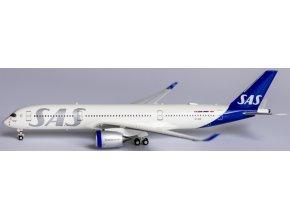 NG Model - Airbus A350-900, dopravce SAS Scandinavian Airlines, Hagbard Viking, Švédsko, 1/400