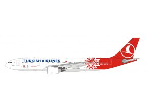 NG Model - Airbus A330-200, dopravce Turkish Airlines, special livery for Tokyo 2020 Olympic Games, Turecko, 1/400