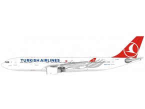 NG Model - Airbus A330-200, dopravce Turkish Airlines, Turecko, 1/400