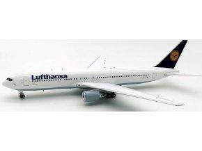 J Fox - Boeing B767-300ER, dopravce Lufthansa, Německo, 1/200