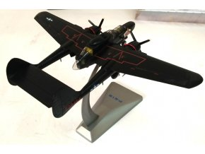 Air Force One - Northrop P-61B Black Widow, USAAF, Iwo Jima, 1945, 1/72