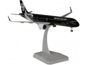 Hogan - Airbus A321neo, společnost Air New Zealand, Nový Zéland, černá varianta, 1/200