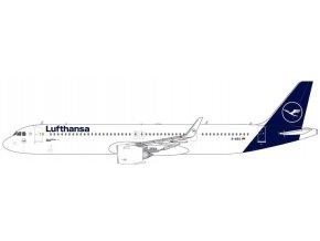 Hogan - Airbus A321neo, společnost Lufthansa, Německo, 1/200