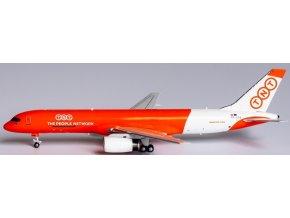 NG Model - Boeing B757-200BCF, dopravce TNT / ASL Airlines, Belgie, 1/400