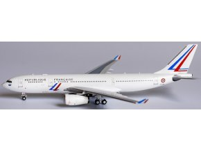 NG Model - Airbus A330-200, dopravce French Air Force, Francie, 1/400