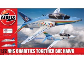 Airfix - NHS Charities Together Hawk, Classic Kit  A73100, 1/72