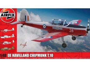 Airfix - de Havilland Chipmunk T.10, Classic Kit A04105, 1/48