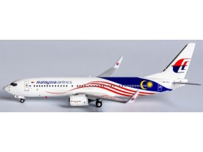 NG Model - Boeing  B737-800, dopravce Malaysia Airlines, Malajsie, 1/400