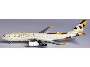 NG Model - Airbus A330-200, dopravce Etihad Airways, SAE, 1/400