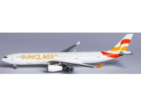 NG Model - Airbus A330-300, dopravce Sunclass Airlines, Dánsko, 1/400