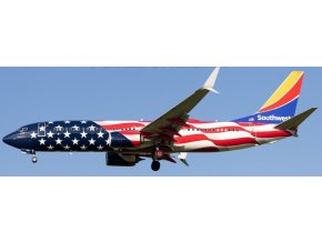 GeminiJets Southwest Airlines Freedom One Boenig 737 800 GJSWA2039 Aircraft Models WINGSMO