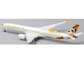 JC Wings - Airbus A350-1000, dopravce Etihad Airways, SAE (klapky dolů), 1/400