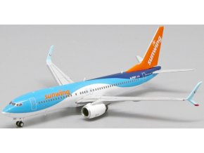 JC Wings - Boeing B737-800, dopravce Sunwing Airlines, Kanada, 1/400