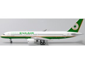 JC Wings - Boeing B757-200, dopravce EVA Air, Tchai-wan, 1/400