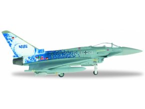 "Herpa - Eurofighter Typhoon EF-2000, Luftwaffe, TaktLwG 31, ""400th Eurofighter"", 1/200"