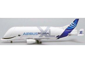 "JC Wings - Airbus A330-743L Beluga XL, společnost Airbus Transport International ""Beluga House Colors"" XL2"", Francie, 1/400"