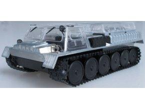 AVD Models - GAZ-71 / GT-SM Terénní vozidlo, Model kit 300, 1/43