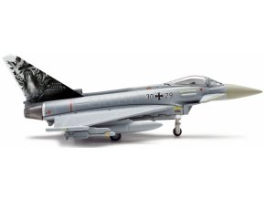 "Herpa - Eurofighter Typhoon EF-2000, Luftwaffe, TaktLwG74, ""Bavarian Tigers-Tiger Meet 2013"", 1/200"