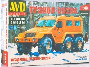 AVD Models - TREKOL-39294 terénní vozidlo, Model kit 1409, 1/43
