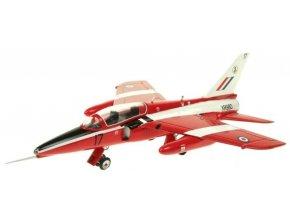 Aviation 72 - Folland Gnat T.Mk 1, RAF, XR980, 1/72
