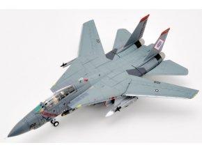 Century Wings - F-14B TOMCAT, US NAVY, USS T. Roosevelt, VF-102 Diamondbacks, 1/72, SLEVA 19%