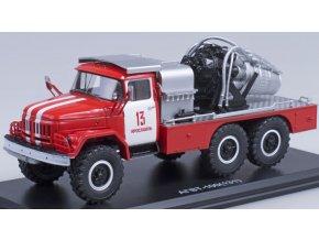 Start Scale Models - ZIL-131 AGVT-100, hasiči, Yaroslavl, 1/43