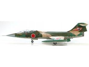 HobbyMaster - Lockheed F-104DJ Starfighter, japonské letectvo, 207 Hikotai, 1983, 1/72